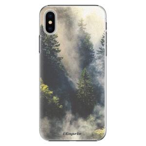 Plastové puzdro iSaprio - Forrest 01 - iPhone X