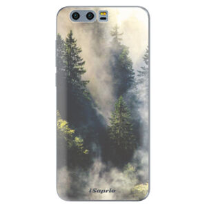 Silikónové puzdro iSaprio - Forrest 01 - Huawei Honor 9