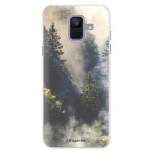 Silikónové puzdro iSaprio - Forrest 01 - Samsung Galaxy A6