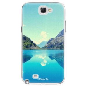 Plastové puzdro iSaprio - Lake 01 - Samsung Galaxy Note 2