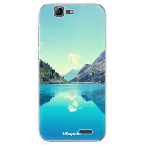 Plastové puzdro iSaprio - Lake 01 - Huawei Ascend G7