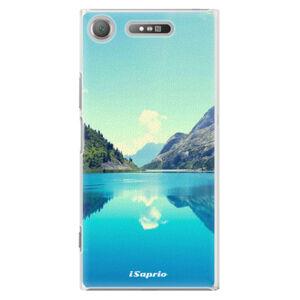 Plastové puzdro iSaprio - Lake 01 - Sony Xperia XZ1