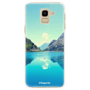 Plastové puzdro iSaprio - Lake 01 - Samsung Galaxy J6