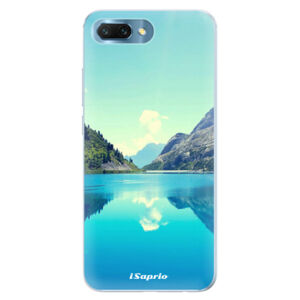 Silikónové puzdro iSaprio - Lake 01 - Huawei Honor 10