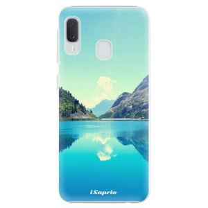 Plastové puzdro iSaprio - Lake 01 - Samsung Galaxy A20e