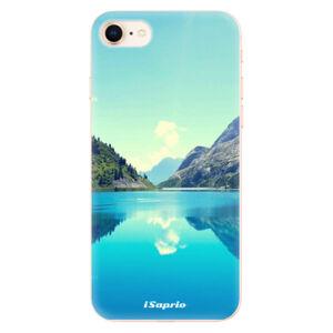 Odolné silikónové puzdro iSaprio - Lake 01 - iPhone 8