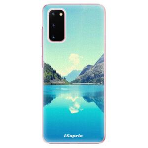 Plastové puzdro iSaprio - Lake 01 - Samsung Galaxy S20
