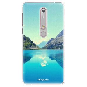 Plastové puzdro iSaprio - Lake 01 - Nokia 6.1