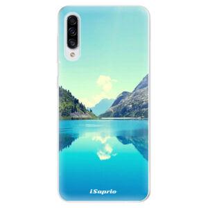 Odolné silikónové puzdro iSaprio - Lake 01 - Samsung Galaxy A30s