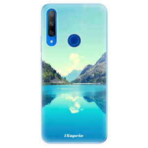 Odolné silikónové puzdro iSaprio - Lake 01 - Huawei Honor 9X