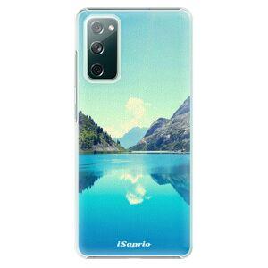 Plastové puzdro iSaprio - Lake 01 - Samsung Galaxy S20 FE
