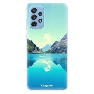 Odolné silikónové puzdro iSaprio - Lake 01 - Samsung Galaxy A72