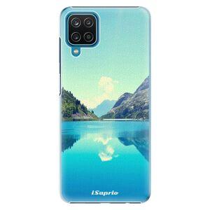 Plastové puzdro iSaprio - Lake 01 - Samsung Galaxy A12