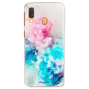 Plastové puzdro iSaprio - Watercolor 03 - Samsung Galaxy A40