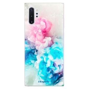 Odolné silikónové puzdro iSaprio - Watercolor 03 - Samsung Galaxy Note 10+