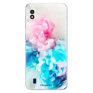 Odolné silikónové puzdro iSaprio - Watercolor 03 - Samsung Galaxy A10