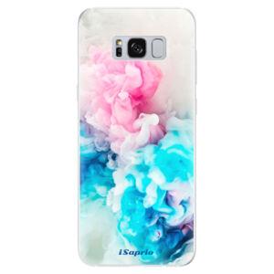 Odolné silikónové puzdro iSaprio - Watercolor 03 - Samsung Galaxy S8