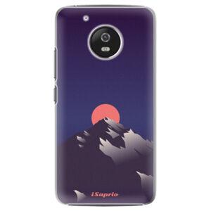 Plastové puzdro iSaprio - Mountains 04 - Lenovo Moto G5