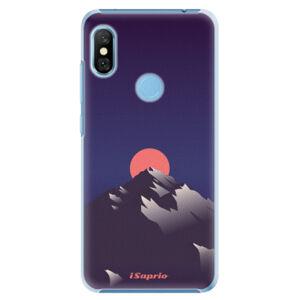 Plastové puzdro iSaprio - Mountains 04 - Xiaomi Redmi Note 6 Pro
