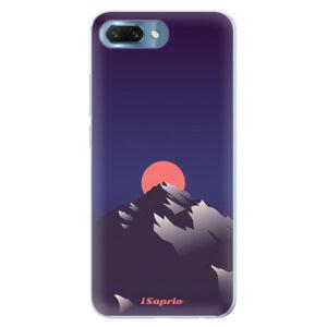 Silikónové puzdro iSaprio - Mountains 04 - Huawei Honor 10