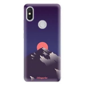 Silikónové puzdro iSaprio - Mountains 04 - Xiaomi Redmi S2