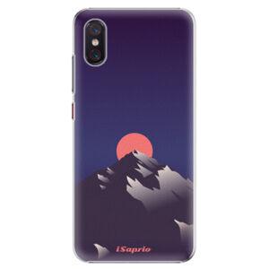 Plastové puzdro iSaprio - Mountains 04 - Xiaomi Mi 8 Pro