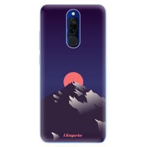 Odolné silikónové puzdro iSaprio - Mountains 04 - Xiaomi Redmi 8