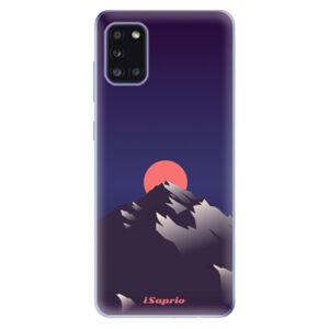 Odolné silikónové puzdro iSaprio - Mountains 04 - Samsung Galaxy A31