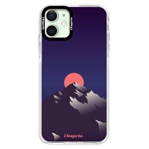 Silikónové puzdro Bumper iSaprio - Mountains 04 - iPhone 12 mini