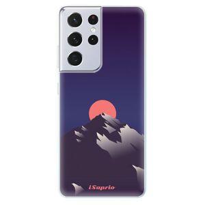 Odolné silikónové puzdro iSaprio - Mountains 04 - Samsung Galaxy S21 Ultra