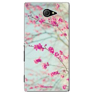 Plastové puzdro iSaprio - Blossom 01 - Sony Xperia M2