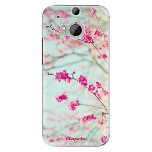 Plastové puzdro iSaprio - Blossom 01 - HTC One M8
