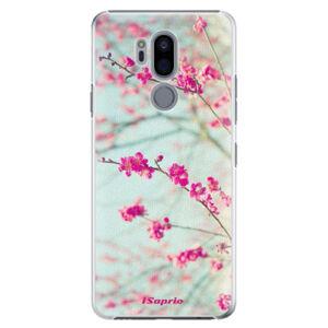 Plastové puzdro iSaprio - Blossom 01 - LG G7