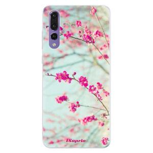 Silikónové puzdro iSaprio - Blossom 01 - Huawei P20 Pro