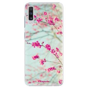 Plastové puzdro iSaprio - Blossom 01 - Samsung Galaxy A70