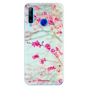 Odolné silikónové puzdro iSaprio - Blossom 01 - Huawei Honor 20 Lite