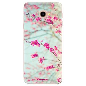Odolné silikónové puzdro iSaprio - Blossom 01 - Samsung Galaxy J4+