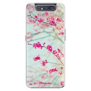 Plastové puzdro iSaprio - Blossom 01 - Samsung Galaxy A80