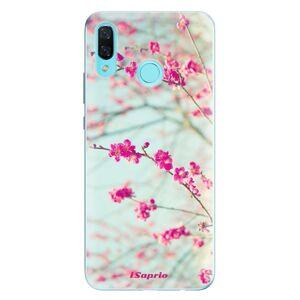 Odolné silikónové puzdro iSaprio - Blossom 01 - Huawei Nova 3