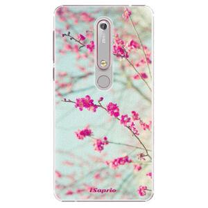 Plastové puzdro iSaprio - Blossom 01 - Nokia 6.1