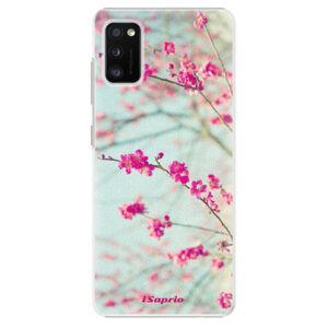 Plastové puzdro iSaprio - Blossom 01 - Samsung Galaxy A41