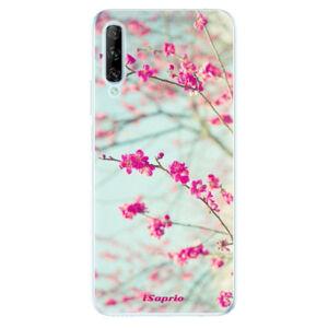 Odolné silikónové puzdro iSaprio - Blossom 01 - Huawei P Smart Pro