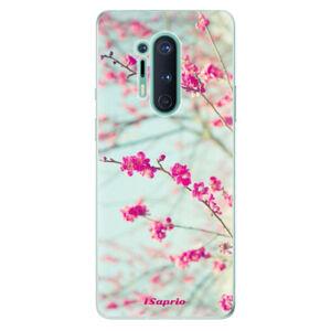 Odolné silikónové puzdro iSaprio - Blossom 01 - OnePlus 8 Pro