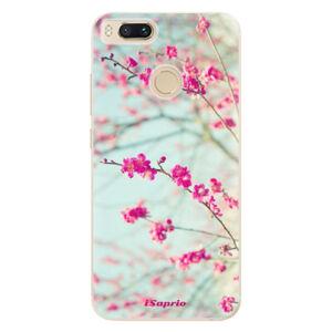 Odolné silikónové puzdro iSaprio - Blossom 01 - Xiaomi Mi A1