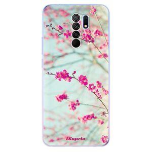 Odolné silikónové puzdro iSaprio - Blossom 01 - Xiaomi Redmi 9