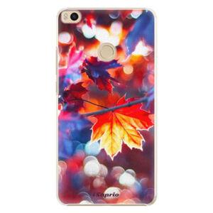 Plastové puzdro iSaprio - Autumn Leaves 02 - Xiaomi Mi Max 2