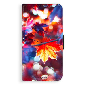 Flipové puzdro iSaprio - Autumn Leaves 02 - Sony Xperia XZ