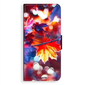 Flipové puzdro iSaprio - Autumn Leaves 02 - Samsung Galaxy A8 Plus