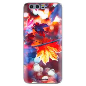 Silikónové puzdro iSaprio - Autumn Leaves 02 - Huawei Honor 9
