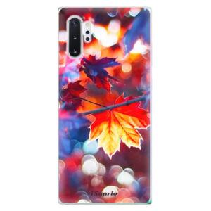 Odolné silikónové puzdro iSaprio - Autumn Leaves 02 - Samsung Galaxy Note 10+